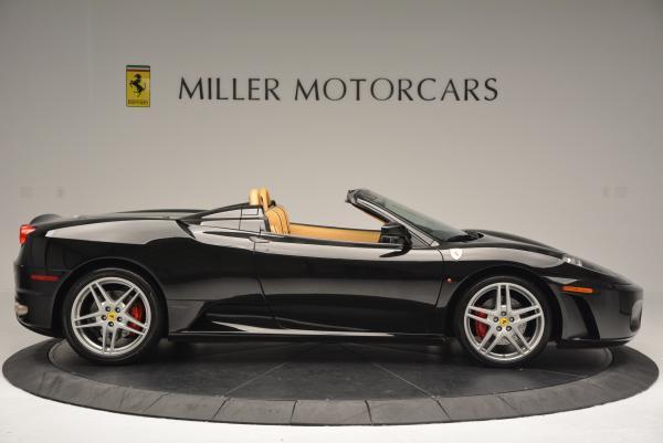 Used 2005 Ferrari F430 Spider F1 for sale Sold at Alfa Romeo of Westport in Westport CT 06880 9