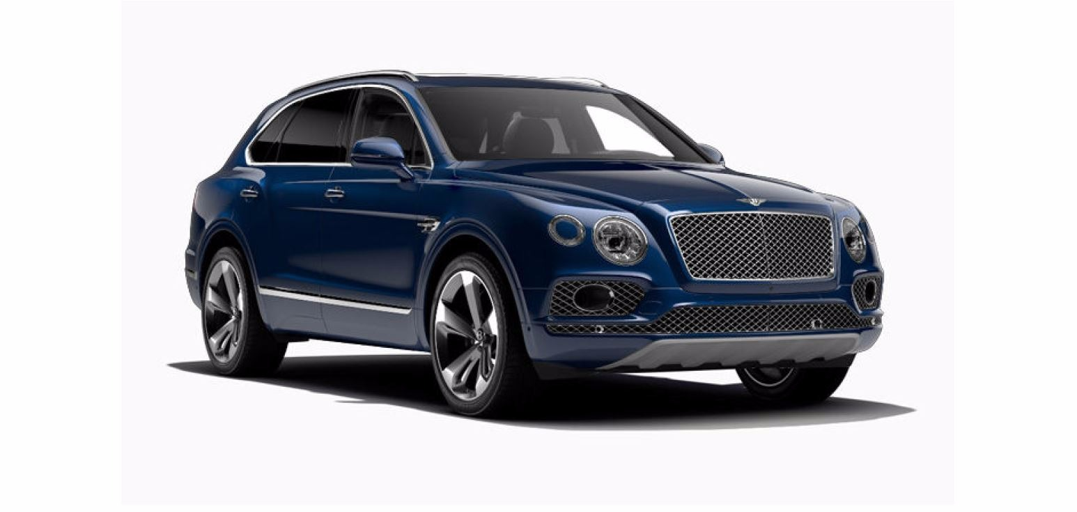 Used 2017 Bentley Bentayga W12 for sale Sold at Alfa Romeo of Westport in Westport CT 06880 1