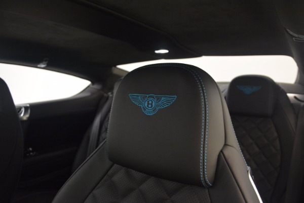 Used 2016 Bentley Continental GT V8 S for sale Sold at Alfa Romeo of Westport in Westport CT 06880 27
