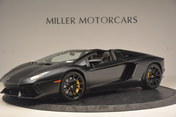 Used 2015 Lamborghini Aventador LP 700-4 for sale Sold at Alfa Romeo of Westport in Westport CT 06880 2