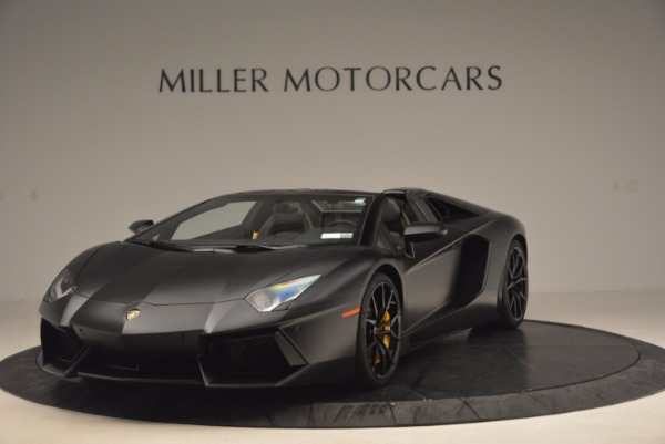 Used 2015 Lamborghini Aventador LP 700-4 for sale Sold at Alfa Romeo of Westport in Westport CT 06880 1