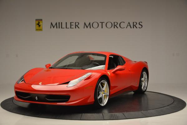 Used 2014 Ferrari 458 Spider for sale Sold at Alfa Romeo of Westport in Westport CT 06880 13