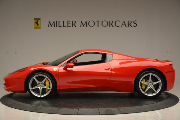 Used 2014 Ferrari 458 Spider for sale Sold at Alfa Romeo of Westport in Westport CT 06880 15