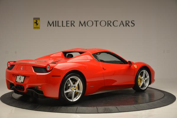 Used 2014 Ferrari 458 Spider for sale Sold at Alfa Romeo of Westport in Westport CT 06880 20
