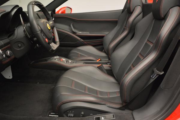 Used 2014 Ferrari 458 Spider for sale Sold at Alfa Romeo of Westport in Westport CT 06880 26