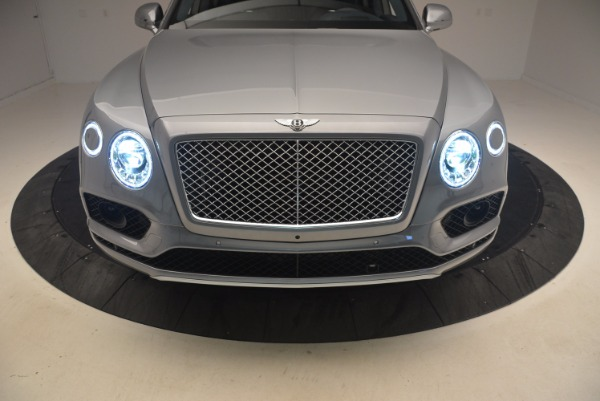 New 2018 Bentley Bentayga Onyx for sale Sold at Alfa Romeo of Westport in Westport CT 06880 16