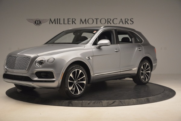 New 2018 Bentley Bentayga Onyx for sale Sold at Alfa Romeo of Westport in Westport CT 06880 2