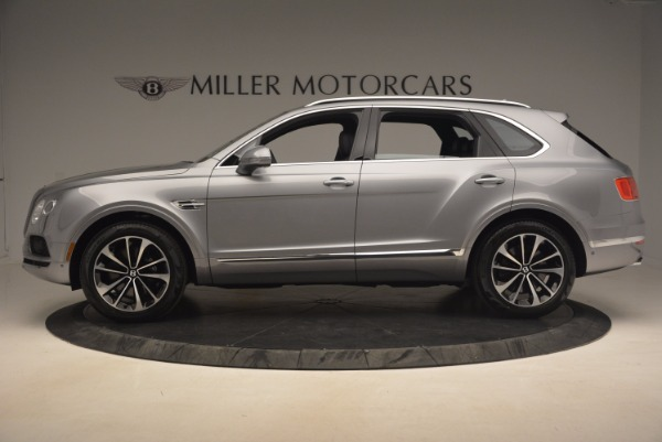 New 2018 Bentley Bentayga Onyx for sale Sold at Alfa Romeo of Westport in Westport CT 06880 3