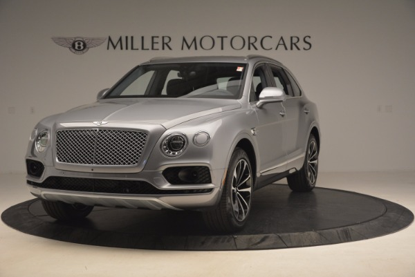 New 2018 Bentley Bentayga Onyx for sale Sold at Alfa Romeo of Westport in Westport CT 06880 1