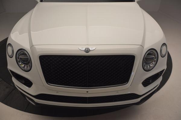 New 2018 Bentley Bentayga Black Edition for sale Sold at Alfa Romeo of Westport in Westport CT 06880 13