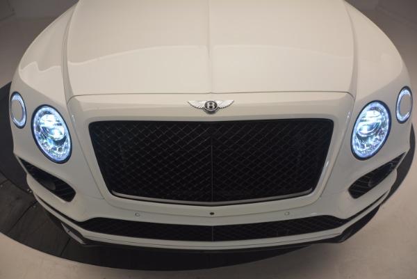 New 2018 Bentley Bentayga Black Edition for sale Sold at Alfa Romeo of Westport in Westport CT 06880 14