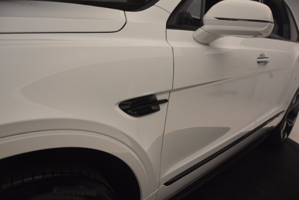 New 2018 Bentley Bentayga Black Edition for sale Sold at Alfa Romeo of Westport in Westport CT 06880 26