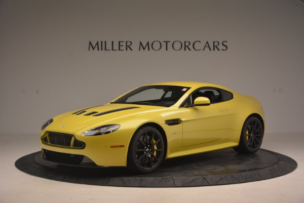 New 2017 Aston Martin V12 Vantage S for sale Sold at Alfa Romeo of Westport in Westport CT 06880 2