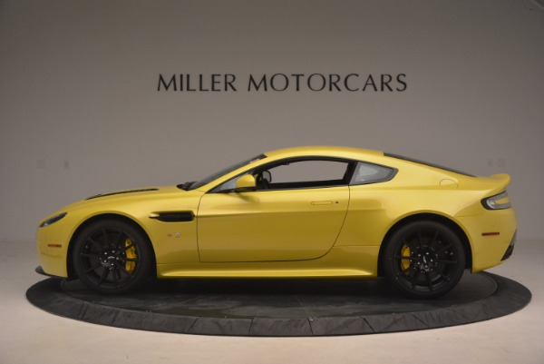 New 2017 Aston Martin V12 Vantage S for sale Sold at Alfa Romeo of Westport in Westport CT 06880 3