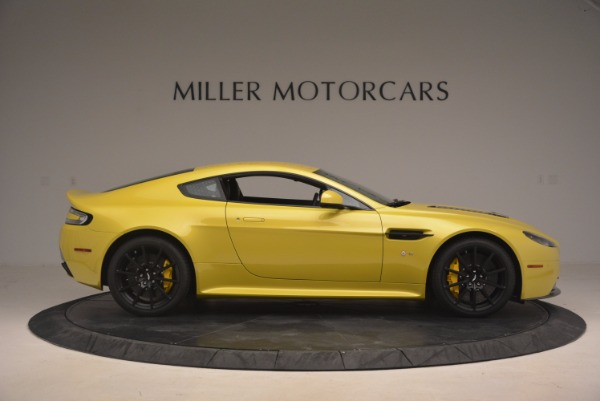 New 2017 Aston Martin V12 Vantage S for sale Sold at Alfa Romeo of Westport in Westport CT 06880 8