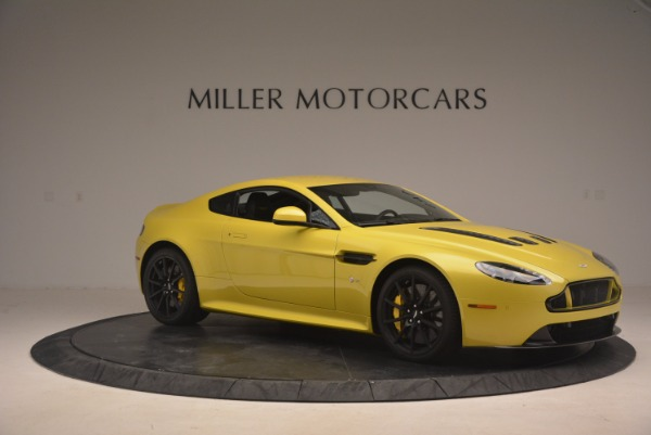 New 2017 Aston Martin V12 Vantage S for sale Sold at Alfa Romeo of Westport in Westport CT 06880 9
