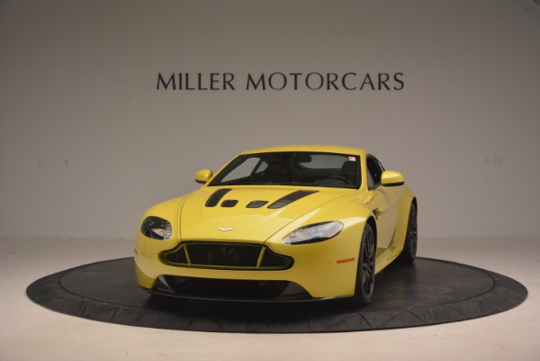 New 2017 Aston Martin V12 Vantage S for sale Sold at Alfa Romeo of Westport in Westport CT 06880 1