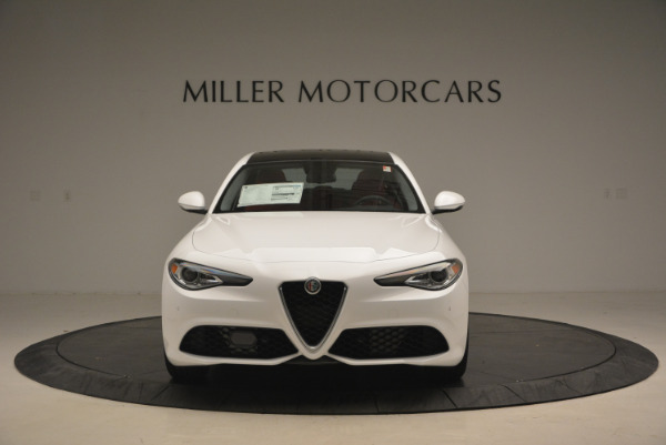 New 2017 Alfa Romeo Giulia Ti Q4 for sale Sold at Alfa Romeo of Westport in Westport CT 06880 14