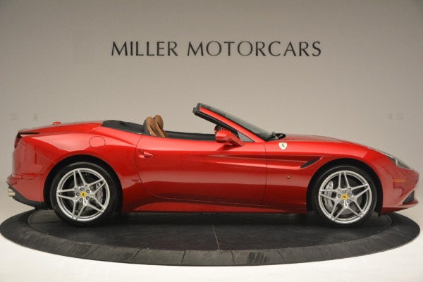 Used 2015 Ferrari California T for sale Sold at Alfa Romeo of Westport in Westport CT 06880 9