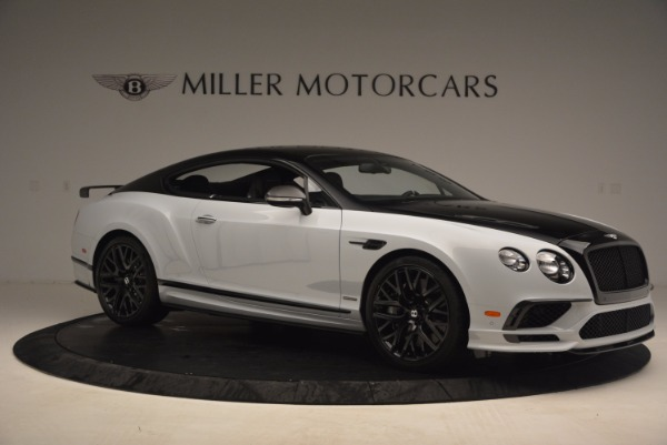 New 2017 Bentley Continental GT Supersports for sale Sold at Alfa Romeo of Westport in Westport CT 06880 10