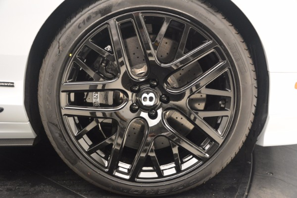 New 2017 Bentley Continental GT Supersports for sale Sold at Alfa Romeo of Westport in Westport CT 06880 13