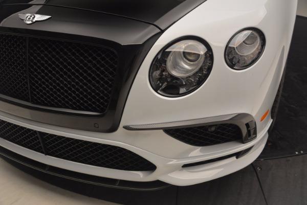 New 2017 Bentley Continental GT Supersports for sale Sold at Alfa Romeo of Westport in Westport CT 06880 17
