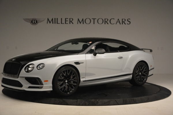 New 2017 Bentley Continental GT Supersports for sale Sold at Alfa Romeo of Westport in Westport CT 06880 2