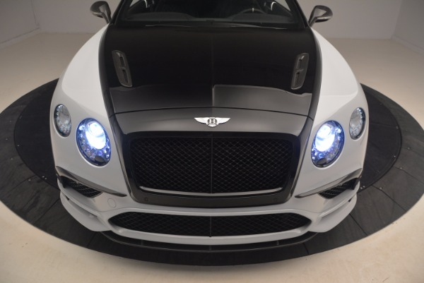 New 2017 Bentley Continental GT Supersports for sale Sold at Alfa Romeo of Westport in Westport CT 06880 20