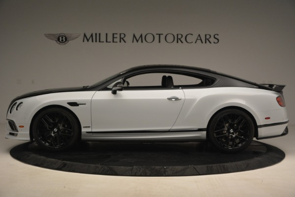 New 2017 Bentley Continental GT Supersports for sale Sold at Alfa Romeo of Westport in Westport CT 06880 3
