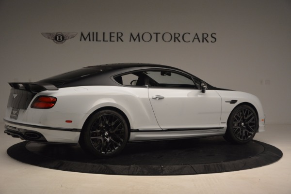 New 2017 Bentley Continental GT Supersports for sale Sold at Alfa Romeo of Westport in Westport CT 06880 8