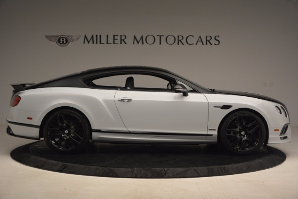 New 2017 Bentley Continental GT Supersports for sale Sold at Alfa Romeo of Westport in Westport CT 06880 9