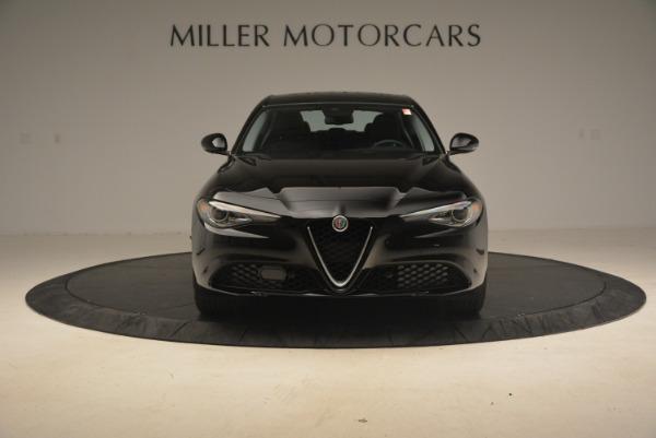 New 2017 Alfa Romeo Giulia Ti Q4 for sale Sold at Alfa Romeo of Westport in Westport CT 06880 12