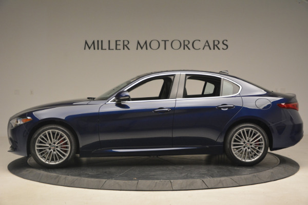 New 2017 Alfa Romeo Giulia Ti Q4 for sale Sold at Alfa Romeo of Westport in Westport CT 06880 3