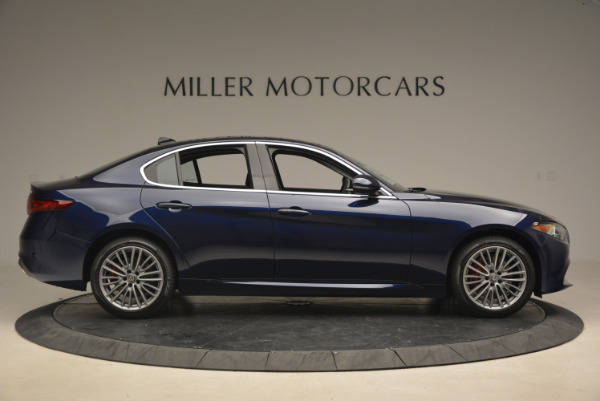 New 2017 Alfa Romeo Giulia Ti Q4 for sale Sold at Alfa Romeo of Westport in Westport CT 06880 9