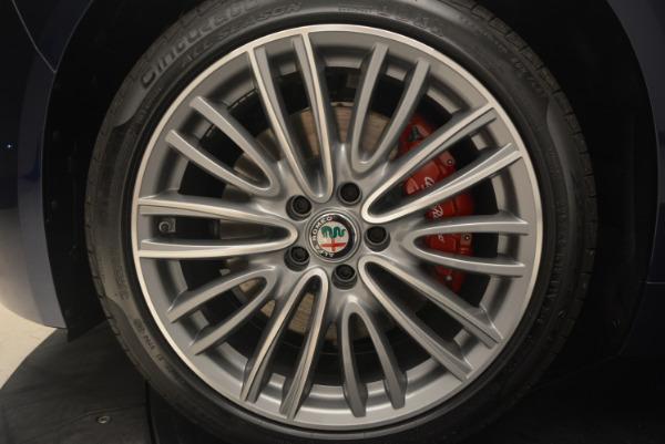 New 2017 Alfa Romeo Giulia Ti Q4 for sale Sold at Alfa Romeo of Westport in Westport CT 06880 20