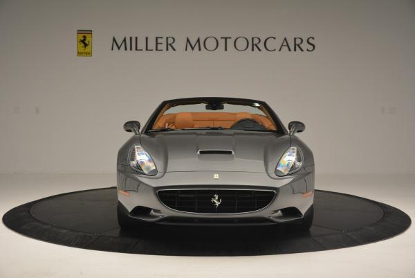 Used 2010 Ferrari California for sale Sold at Alfa Romeo of Westport in Westport CT 06880 12