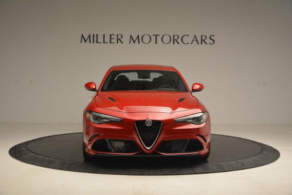 Used 2017 Alfa Romeo Giulia Quadrifoglio for sale Sold at Alfa Romeo of Westport in Westport CT 06880 12