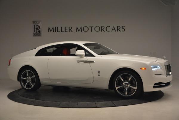 Used 2017 Rolls-Royce Wraith for sale Sold at Alfa Romeo of Westport in Westport CT 06880 10