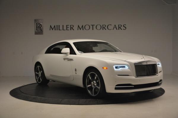 Used 2017 Rolls-Royce Wraith for sale Sold at Alfa Romeo of Westport in Westport CT 06880 11