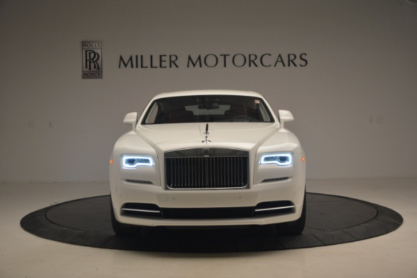 Used 2017 Rolls-Royce Wraith for sale Sold at Alfa Romeo of Westport in Westport CT 06880 12