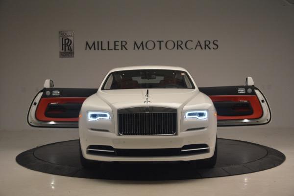 Used 2017 Rolls-Royce Wraith for sale Sold at Alfa Romeo of Westport in Westport CT 06880 13