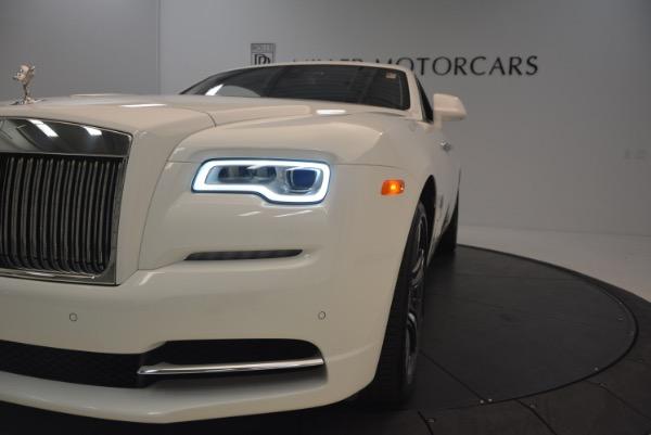 Used 2017 Rolls-Royce Wraith for sale Sold at Alfa Romeo of Westport in Westport CT 06880 16