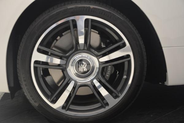 Used 2017 Rolls-Royce Wraith for sale Sold at Alfa Romeo of Westport in Westport CT 06880 17