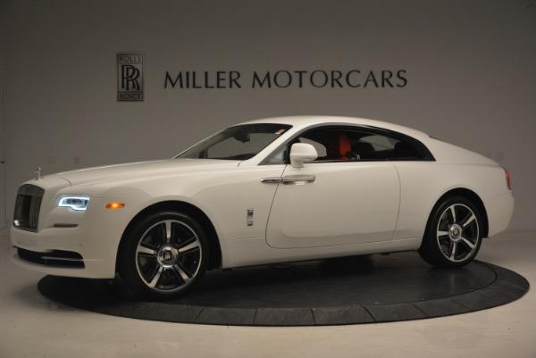 Used 2017 Rolls-Royce Wraith for sale Sold at Alfa Romeo of Westport in Westport CT 06880 2