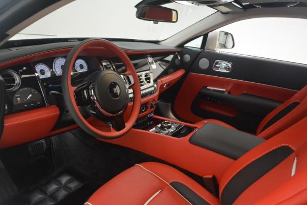 Used 2017 Rolls-Royce Wraith for sale Sold at Alfa Romeo of Westport in Westport CT 06880 21