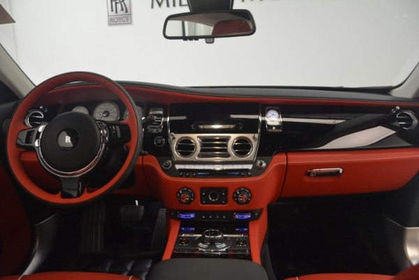 Used 2017 Rolls-Royce Wraith for sale Sold at Alfa Romeo of Westport in Westport CT 06880 24