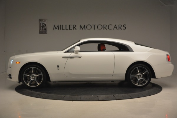 Used 2017 Rolls-Royce Wraith for sale Sold at Alfa Romeo of Westport in Westport CT 06880 3