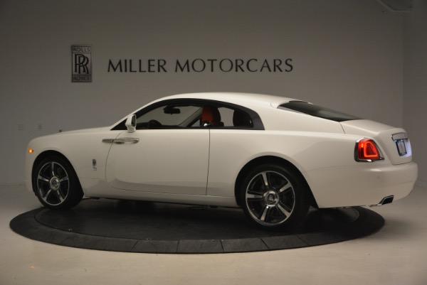 Used 2017 Rolls-Royce Wraith for sale Sold at Alfa Romeo of Westport in Westport CT 06880 4