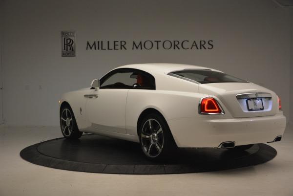 Used 2017 Rolls-Royce Wraith for sale Sold at Alfa Romeo of Westport in Westport CT 06880 5