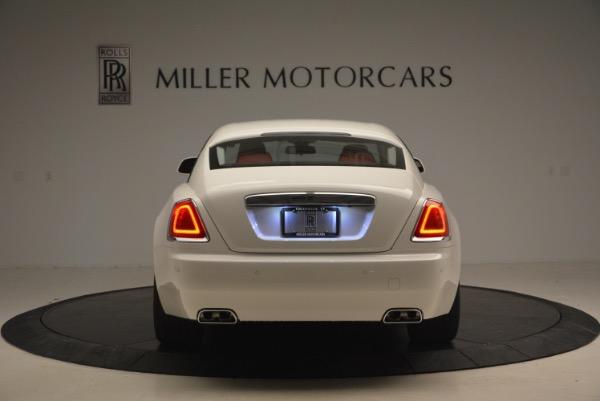 Used 2017 Rolls-Royce Wraith for sale Sold at Alfa Romeo of Westport in Westport CT 06880 6